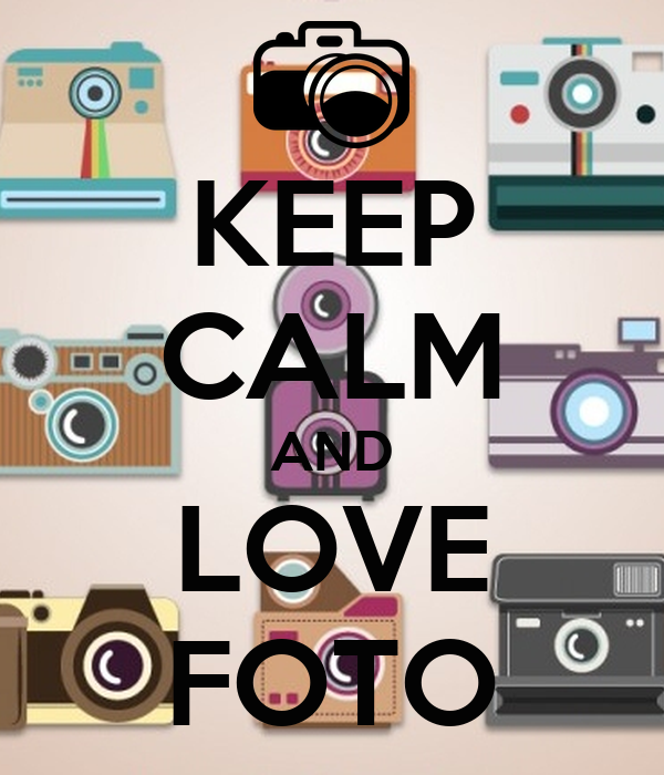 Keep calm and love foto poster n keep calm o matic for Immagini keep calm