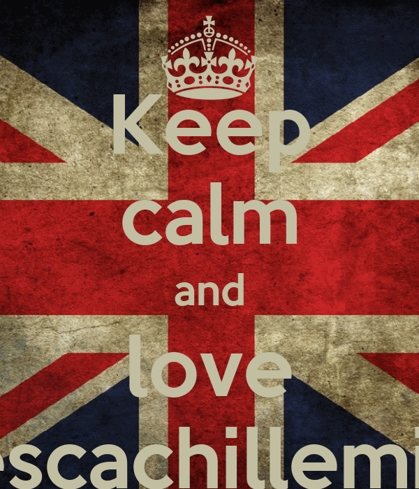 Keep calm and love francescachillemiele<3