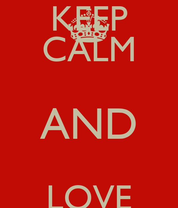KEEP CALM AND LOVE GANGEMI & CO..CO