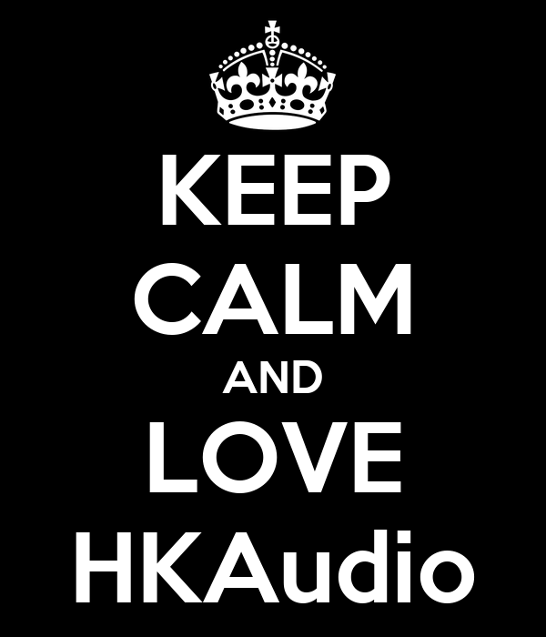 KEEP CALM AND LOVE HKAudio
