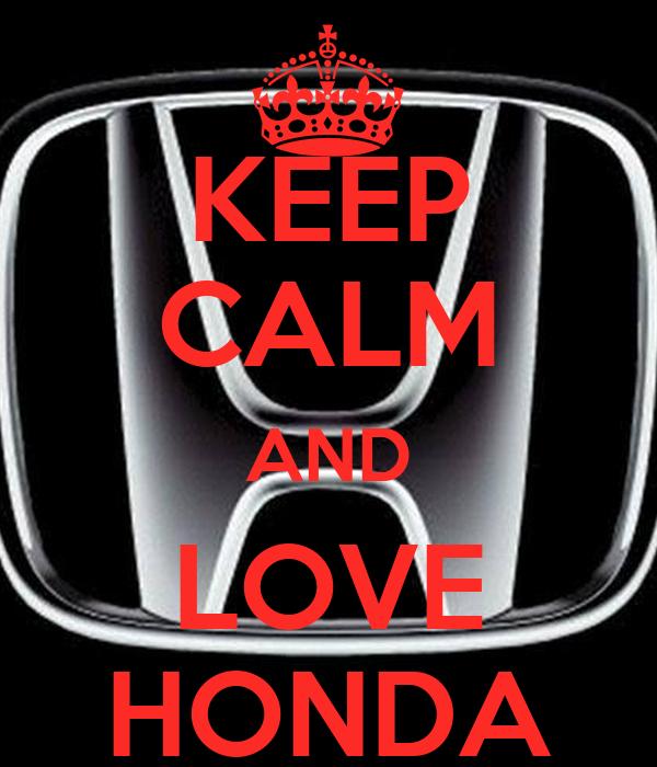 I Love My Honda  Home  Facebook