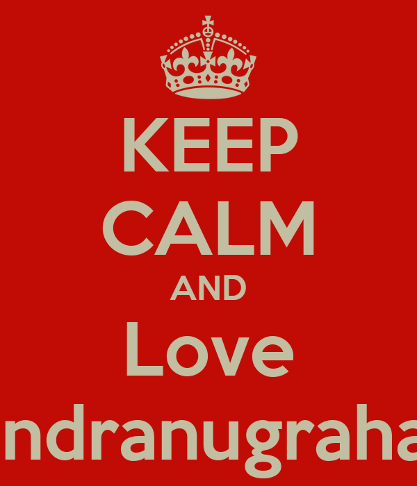 KEEP CALM AND Love indranugraha