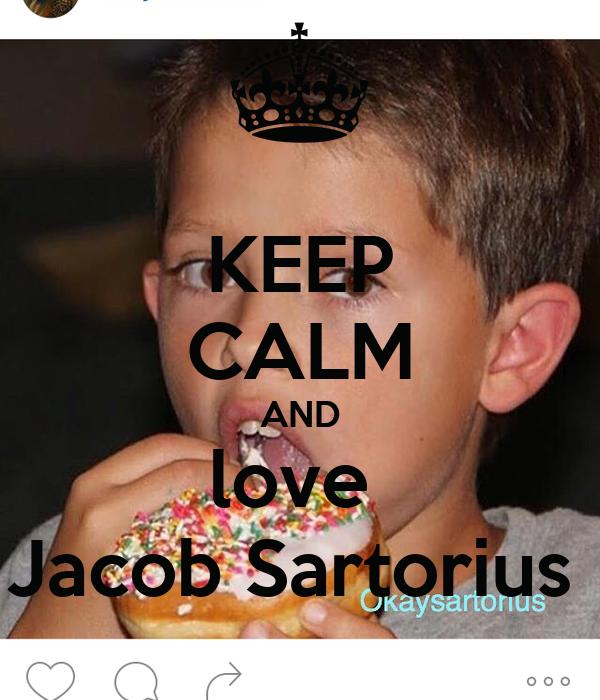 I Love Jacob Sartorius
