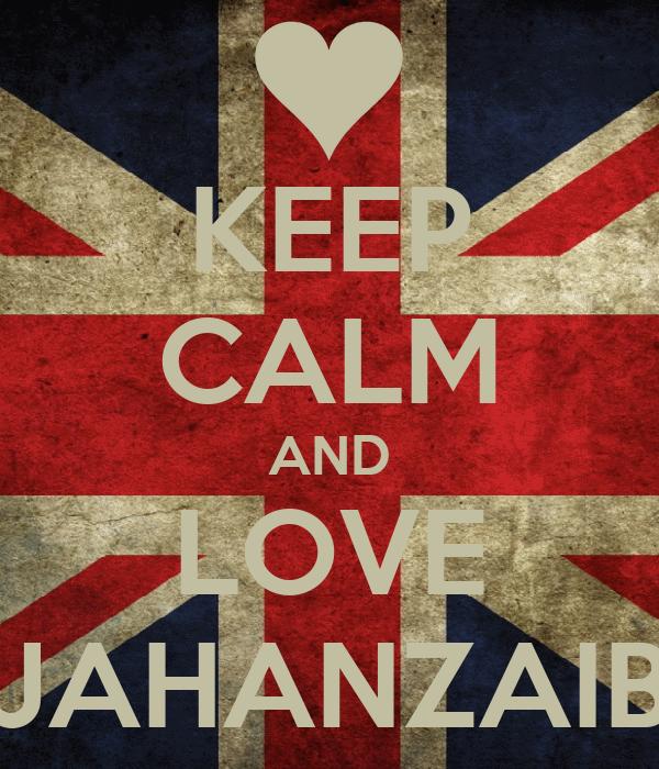 jahanzaib love