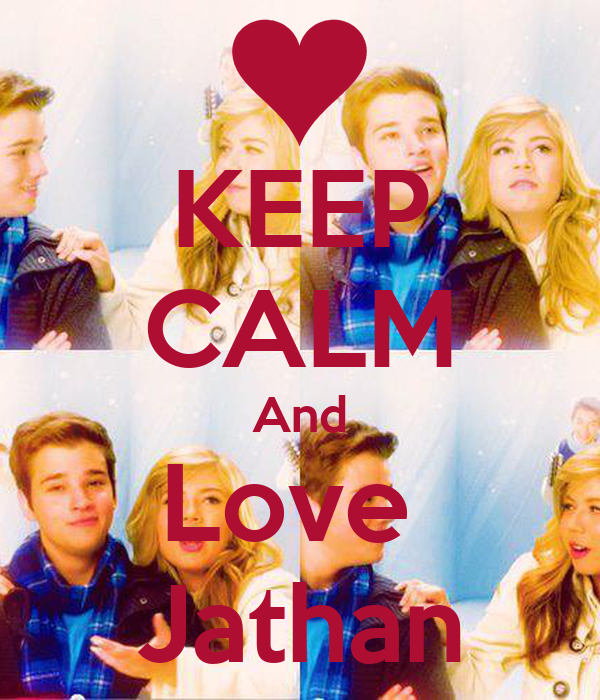 KEEP CALM And Love  Jathan