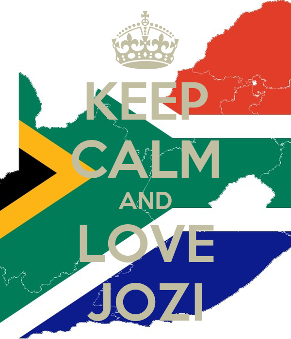 KEEP CALM AND LOVE JOZI