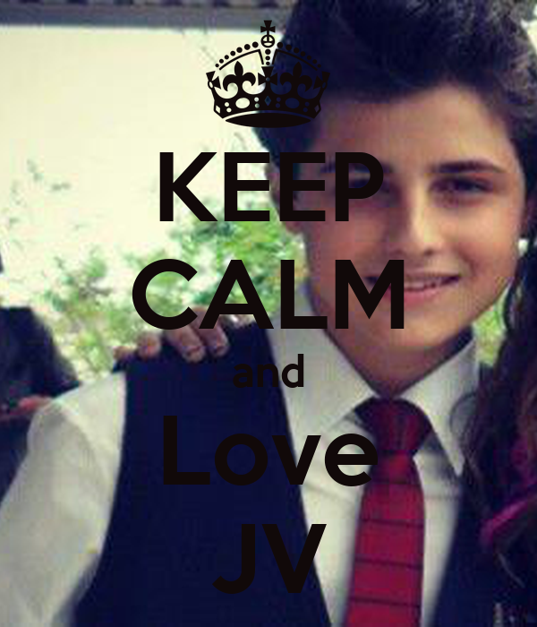 KEEP CALM and Love JV