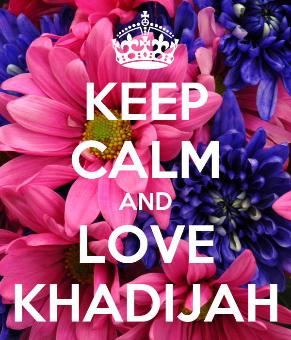 khadijah makeup