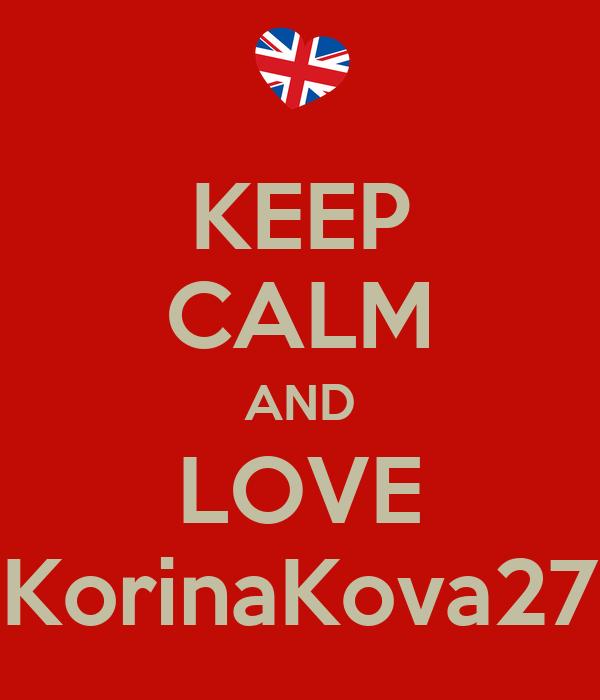 korinakova