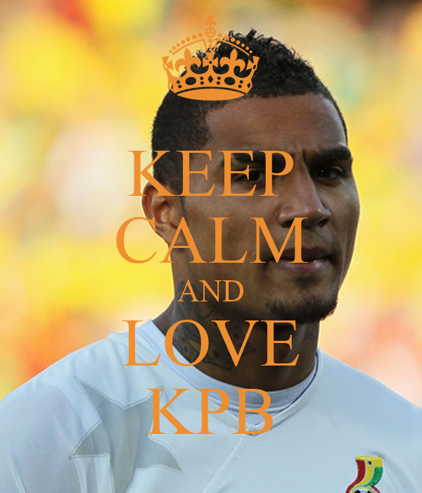 KEEP CALM AND LOVE KPB