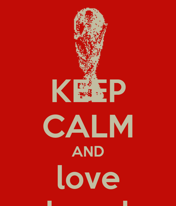 KEEP CALM AND love laurel