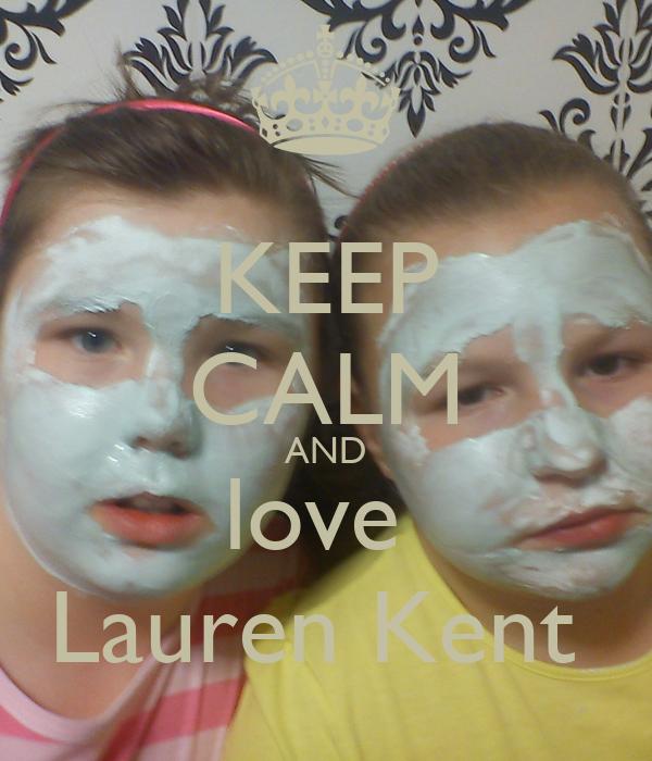 lauren and kent relationship problems