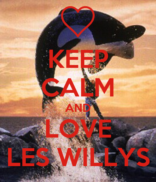 KEEP CALM AND LOVE LES WILLYS