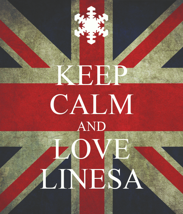 KEEP CALM AND LOVE LINESA