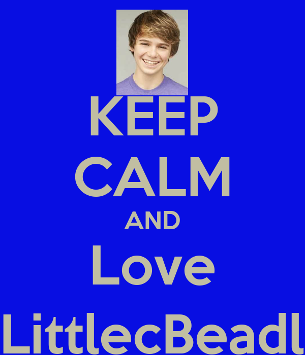 KEEP CALM AND Love @LittlecBeadles