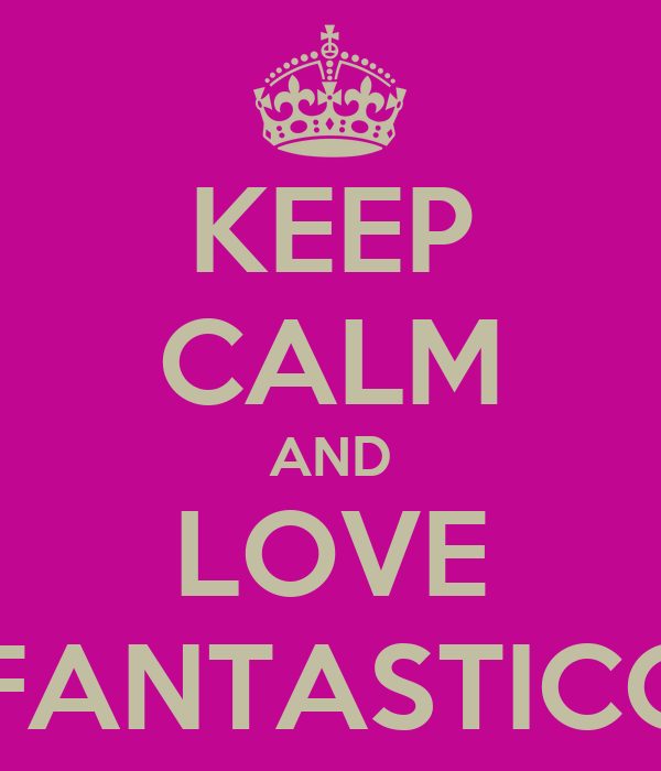 KEEP CALM AND LOVE LUCYSASA E IL FANTASTICO MONDO DI PET
