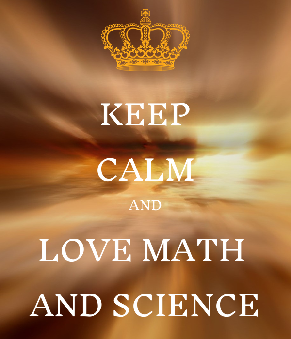 how to pass maths and science