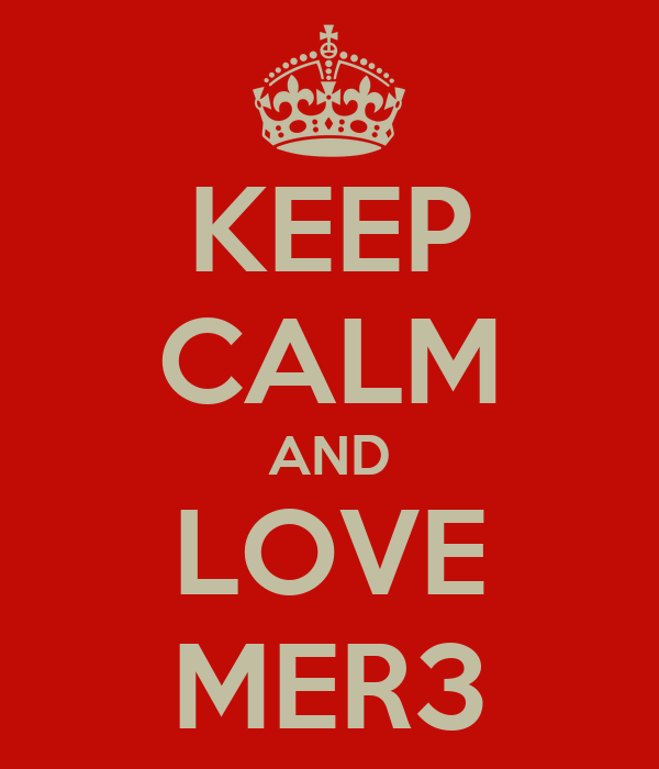 KEEP CALM AND LOVE MER3
