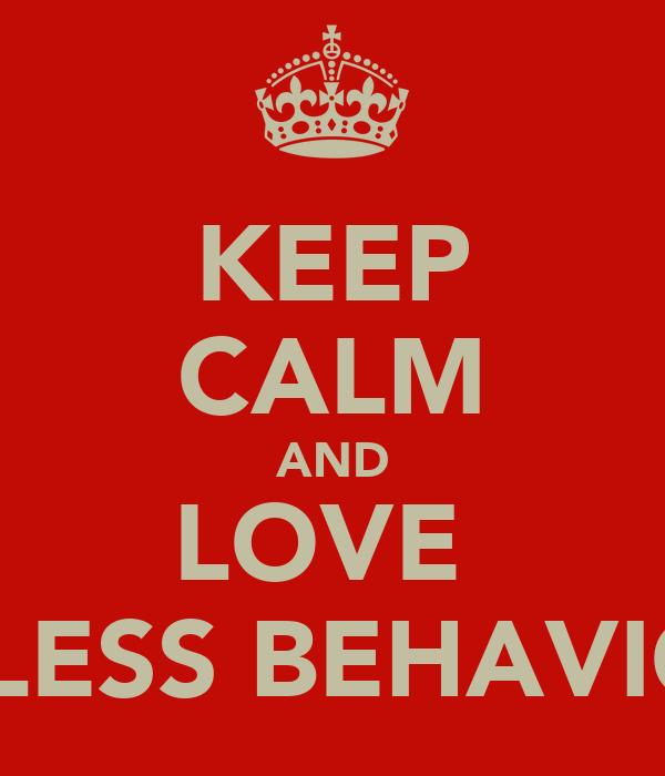 KEEP CALM AND LOVE  MINDLESS BEHAVIOR XX