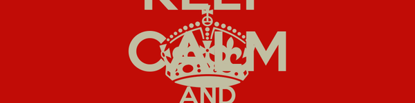 KEEP CALM AND LOVE MO7AA