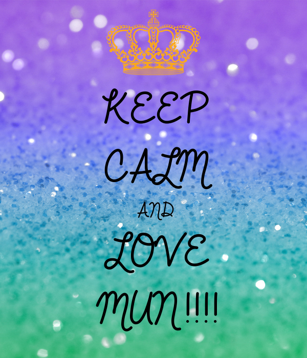 KEEP CALM AND LOVE MUN!!!!