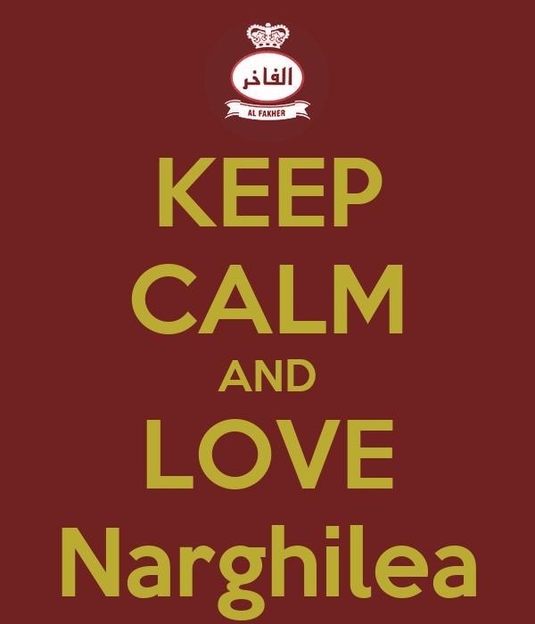 KEEP CALM AND LOVE Narghilea