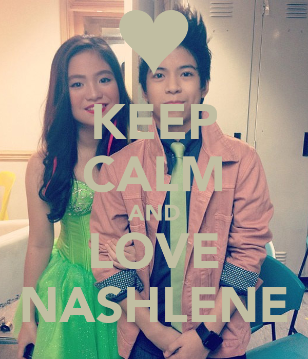 KEEP CALM AND LOVE NASHLENE
