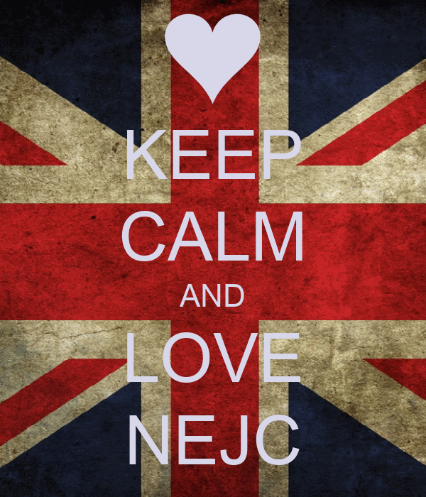 KEEP CALM AND LOVE NEJC