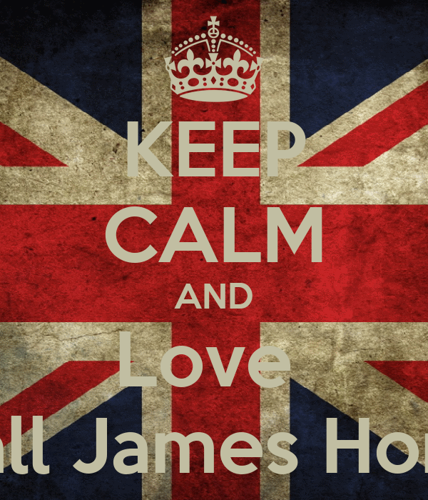 KEEP CALM AND Love  Niall James Horan