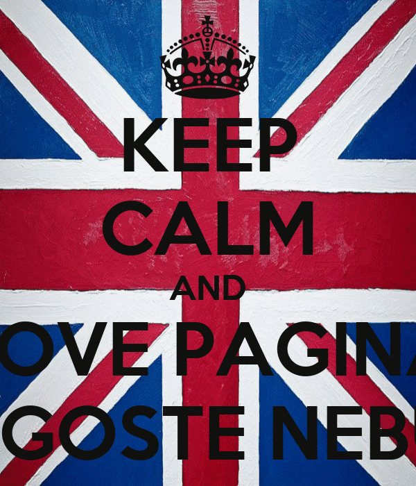 KEEP CALM AND LOVE PAGINA DRAGOSTE NEBUNA