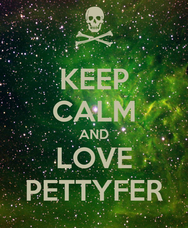 KEEP CALM AND LOVE PETTYFER