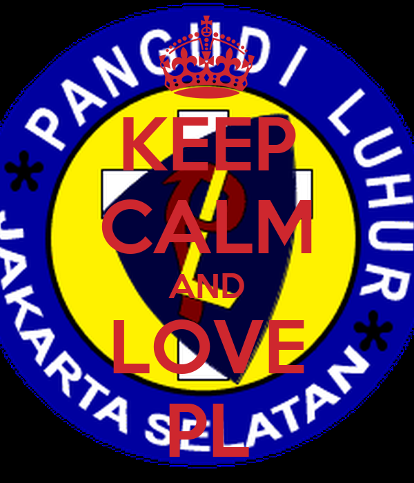 KEEP CALM AND LOVE PL