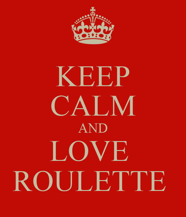 I love roulette balloon roulette game