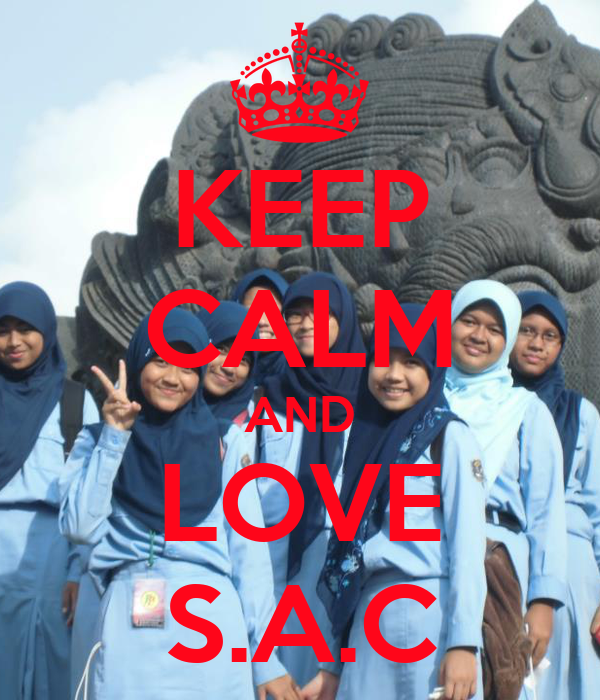 KEEP CALM AND LOVE S.A.C