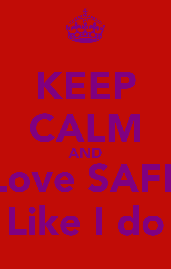 KEEP CALM AND Love SAFF Like I do