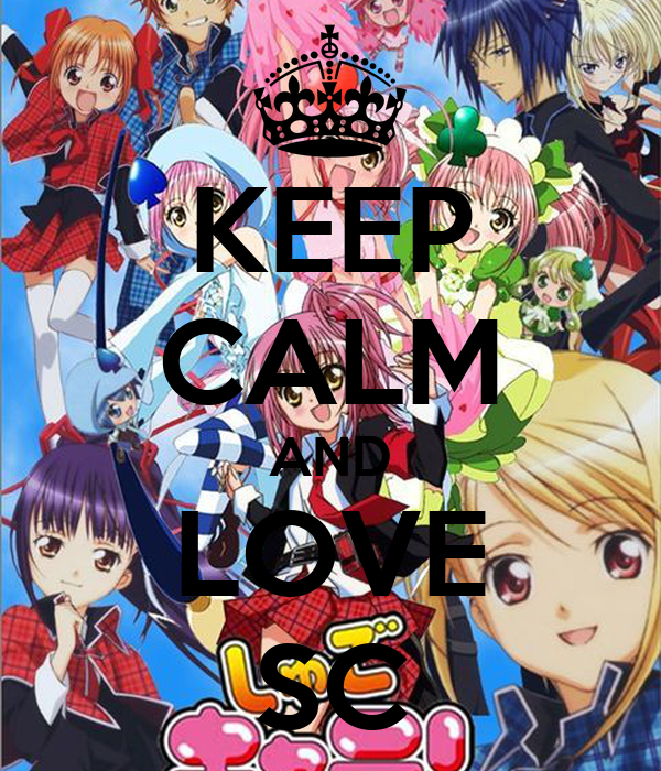 KEEP CALM AND LOVE SC