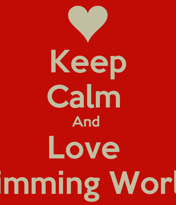 Keep Calm  And  Love  Slimming World