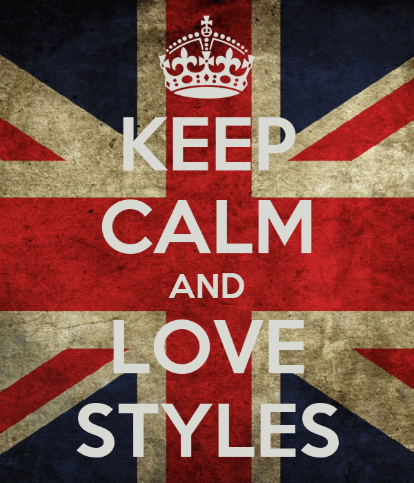 KEEP CALM AND LOVE STYLES