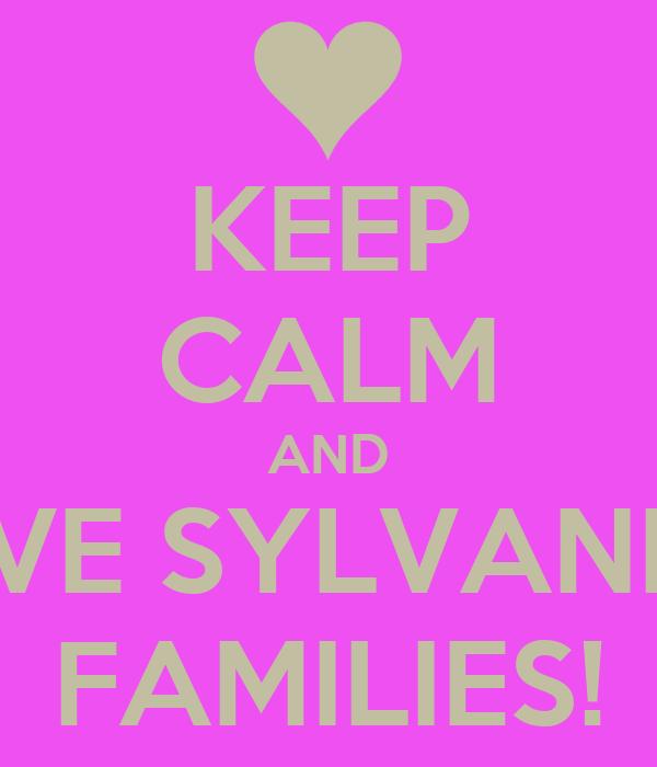 KEEP CALM AND LOVE SYLVANIAN FAMILIES!