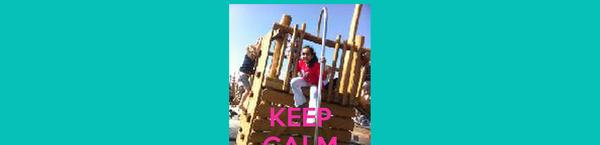 KEEP CALM AND love  tazie wazie wo wo!