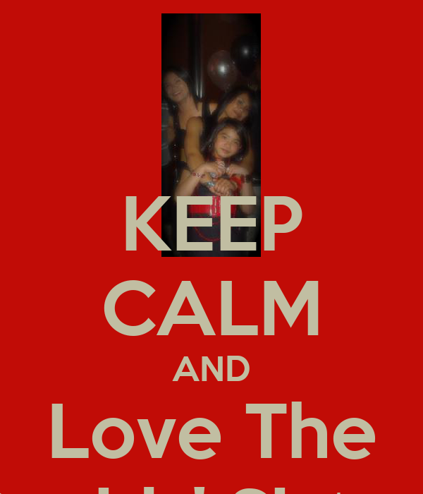 KEEP CALM AND Love The *Davids' Sisters*
