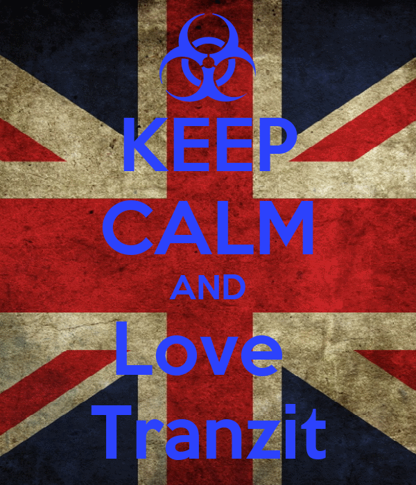 KEEP CALM AND Love  Tranzit