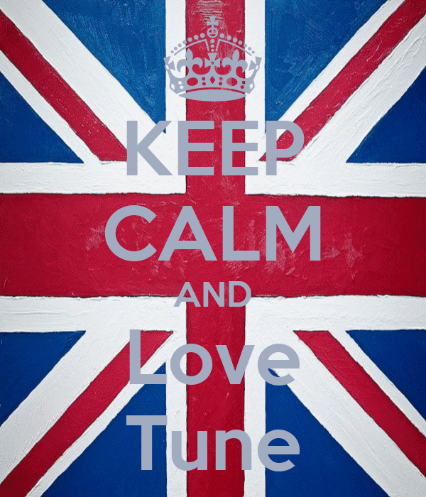 KEEP CALM AND Love Tune