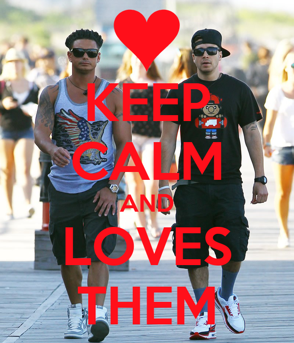 KEEP CALM AND LOVES THEM