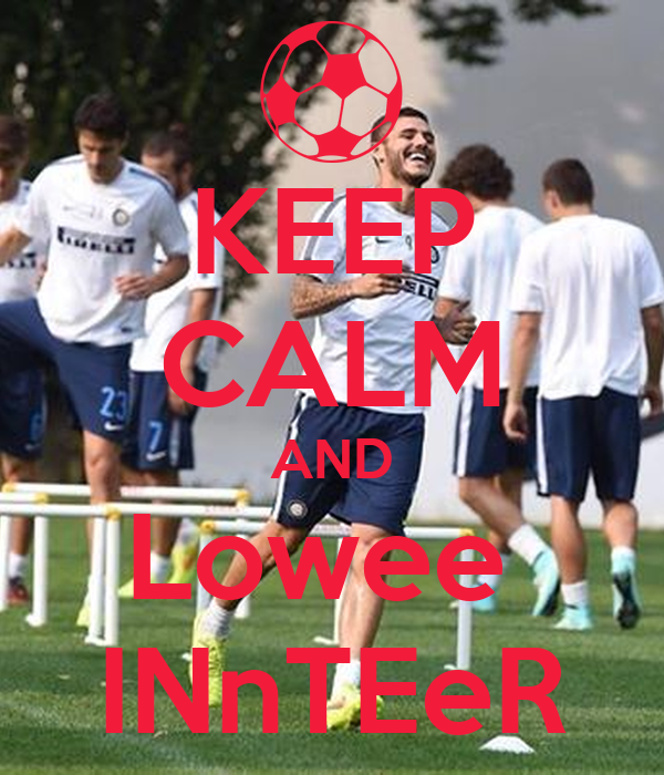 KEEP CALM AND Lowee  INnTEeR