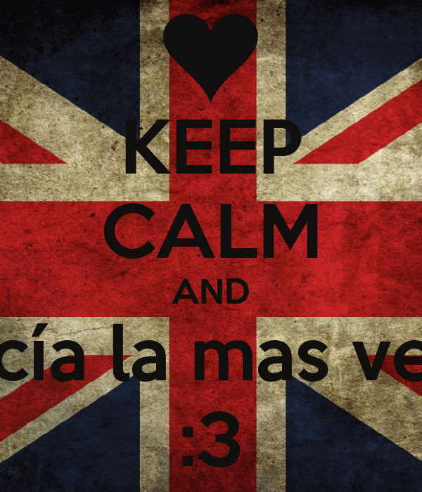 KEEP CALM AND Lucía la mas vella :3
