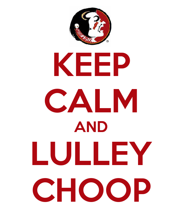 KEEP CALM AND LULLEY CHOOP