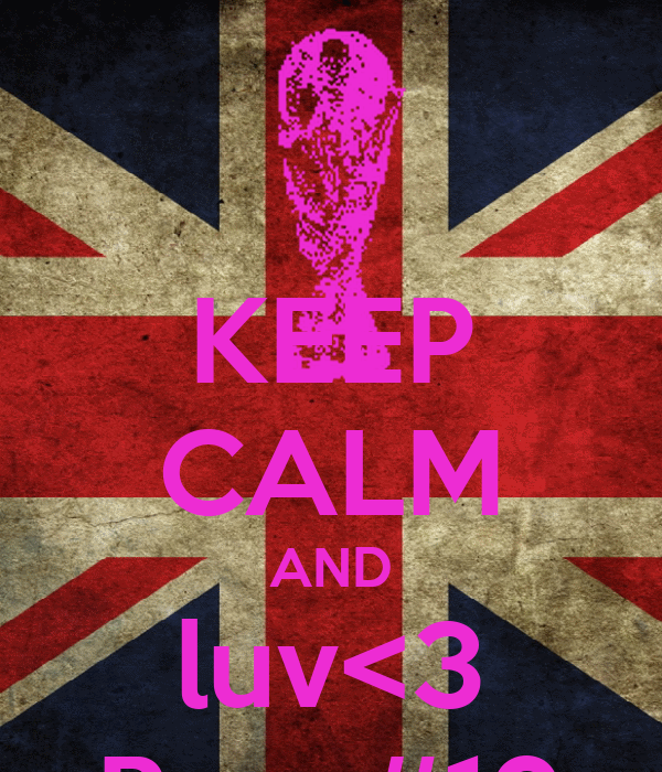 KEEP CALM AND luv<3 Rozy#19