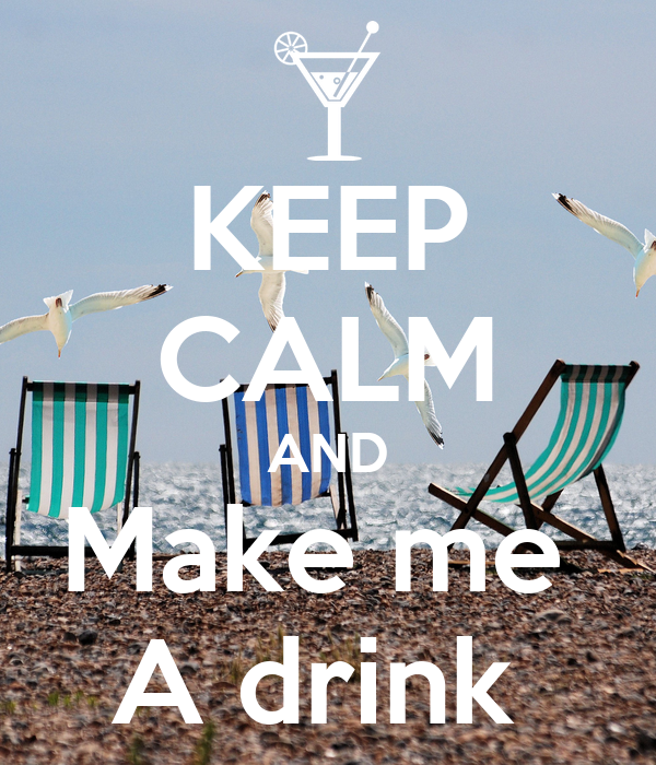 make me a drink - photo #2
