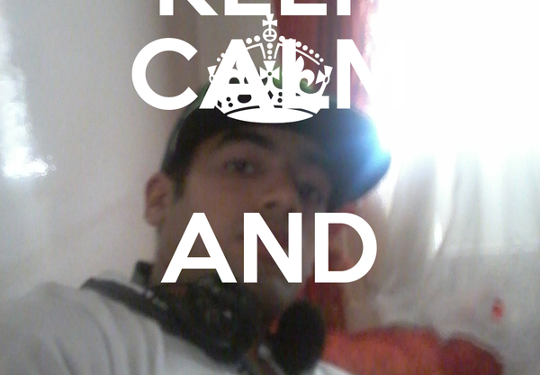 KEEP CALM AND MAKE YOUR MARKS
